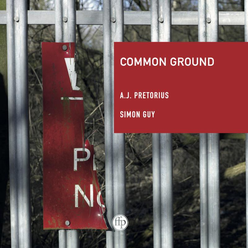 Common Ground by A.J. Pretorius & Simon Guy.