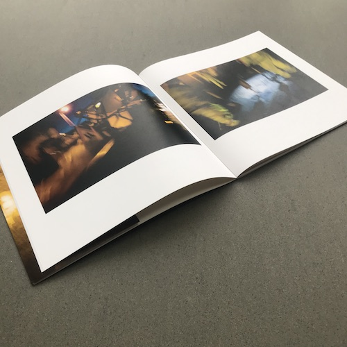 Out of Place photobook by A.J. Pretorius